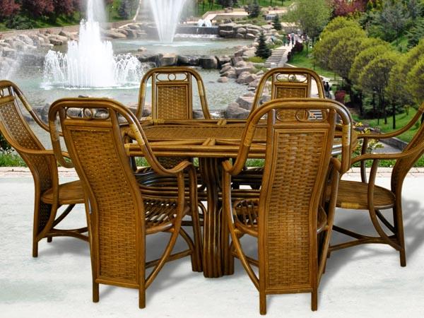 bambu masa sandalye modelleri