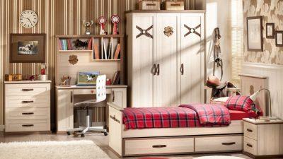 Genç Odası Mobilya Modelleri 2014