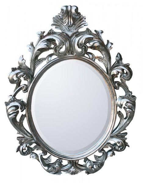 dekoratif gümüş varaklı ayna