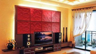 Dekoratif Duvar Kaplama Panelleri