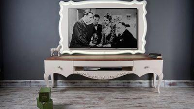 Klasik TV Ünitesi Modelleri
