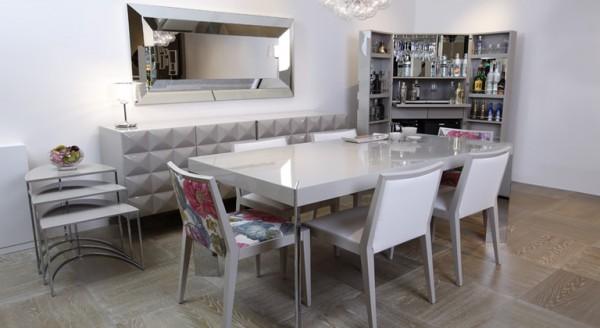 milano pavan yemek odası