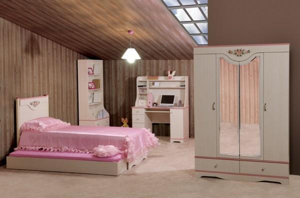 modern genç odaları
