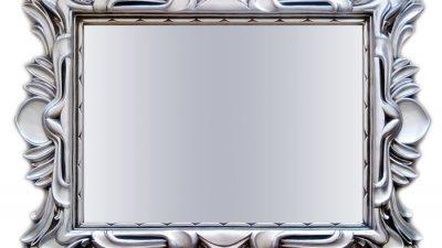Gümüş Varaklı Ayna Modelleri