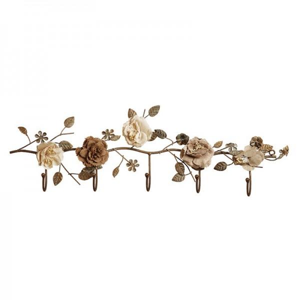 çiçekli askı modelleri