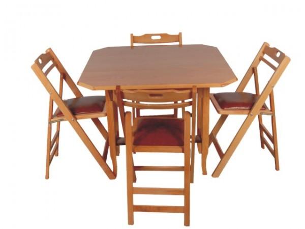 İkea-Katlanır-Masa-Sandalye