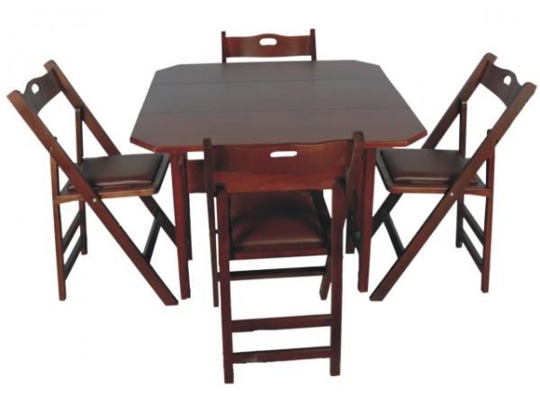 İkea-Katlanır-balkon Masa takımı