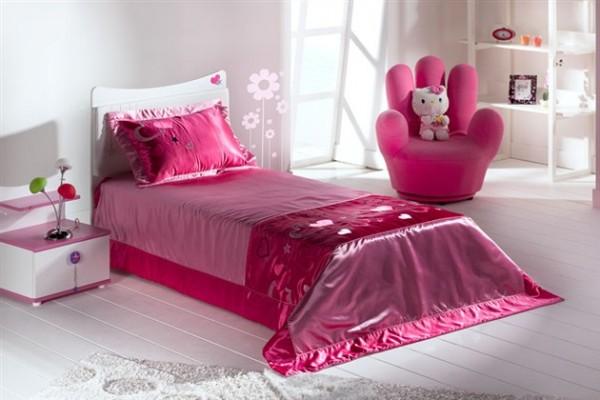 bellona genç kız yatak örtüsü