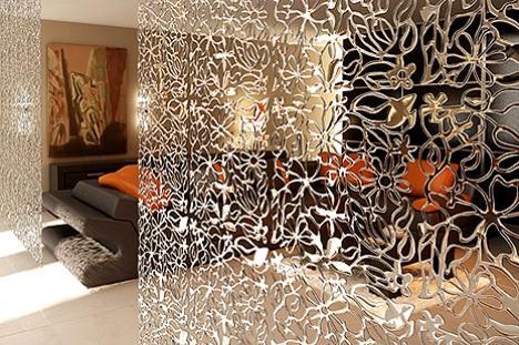 Çiçekli-dekoratif-panel-duvar-modeli