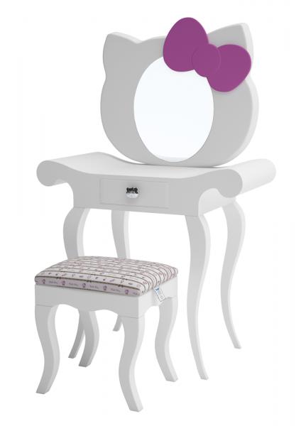 Hello Kitty Tuvalet Masası
