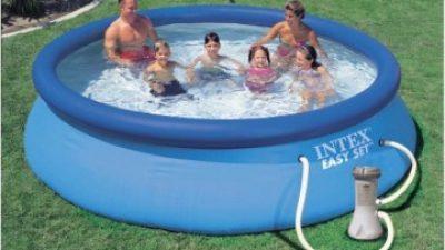 Portatif Şişme Havuz Modelleri