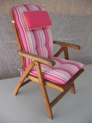 ahşap bahçe sandalyesi