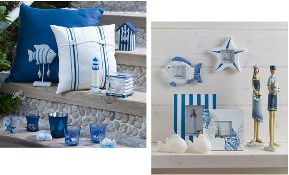 deniz temalı dekorasyonlar