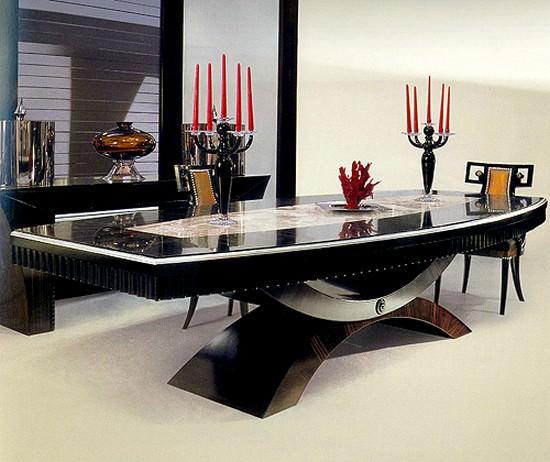 Kare Ahsap L 252 Ks Yemek Masası Modeli Dekorstore
