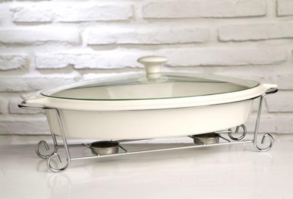 oval porselen servis tenceresi