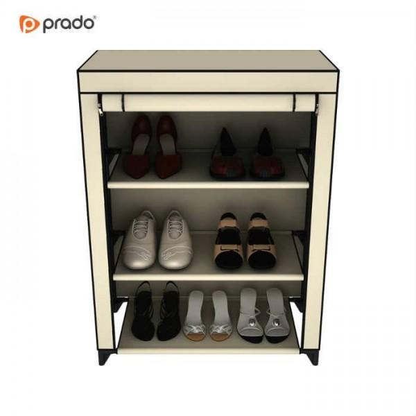 prado bez ayakkabı dolabı