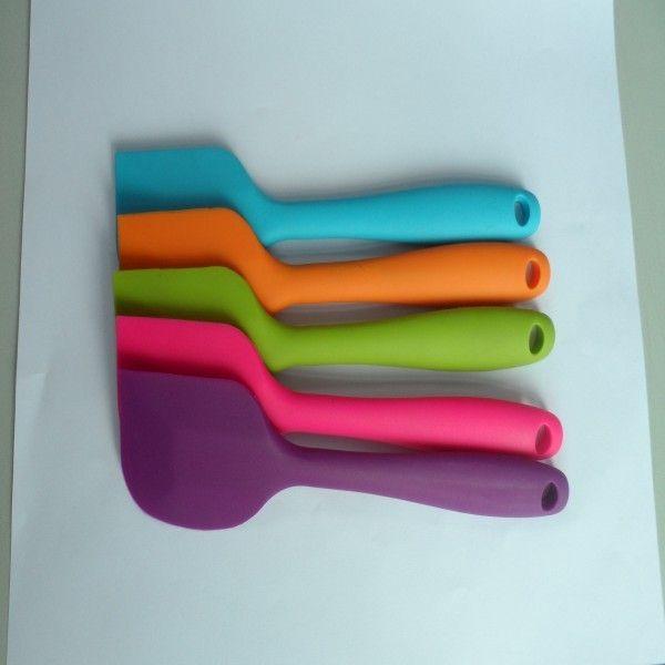 renkli silikon spatula modelleri