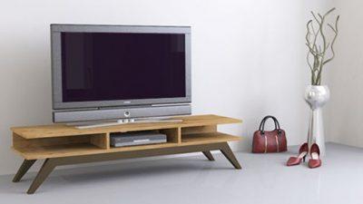 Retro Tarzı TV Ünitesi Modelleri
