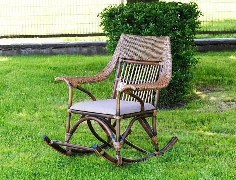 sallanan bambu koltuk