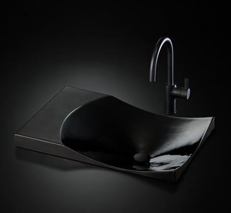 siyah-lavabo-modeli