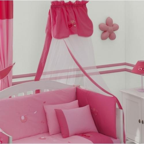 bebek odası cibinlik modelleri  (1)