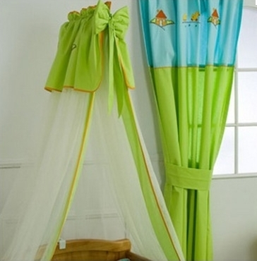 bebek odası cibinlik modelleri  (6)