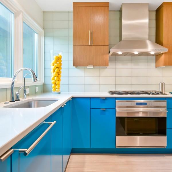 mavi mutfak modelleri  (4)