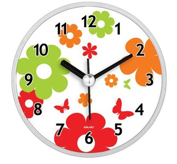 dekoratif çocuk odası saat modelleri 2014  (11)