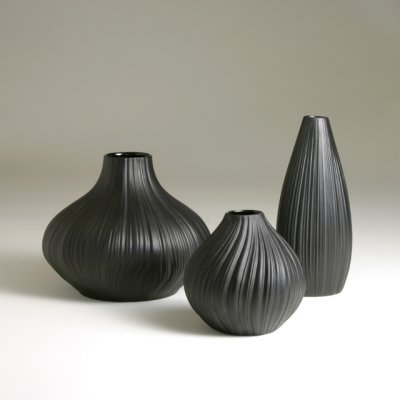 üçlü-siyah-mat-dekoratif-vazo-modeli