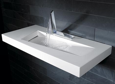 beyaz modern lavabolar