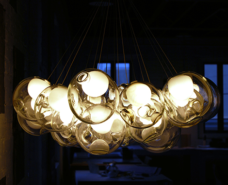 dekoratif cam avizeler