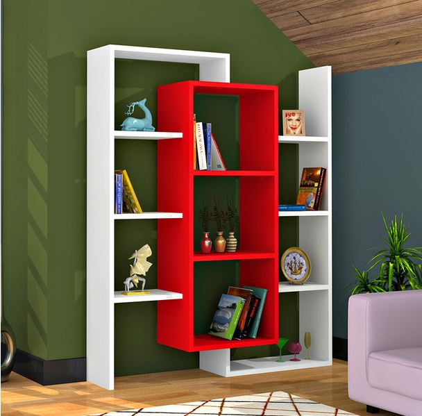dekoratif renkli kitaplık modelleri 2015 (13)