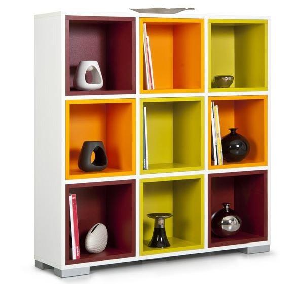 dekoratif renkli kitaplık modelleri 2015 (8)