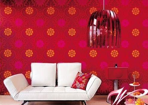 kırmızı-tonlarının-şık-birleşiminden-oluşan-duvar-kağıdı