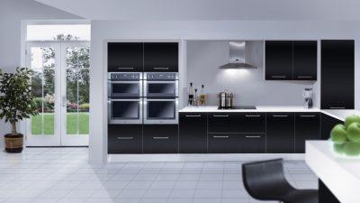 12 Yeni Moda Modern Mutfak Dolabı Modeli