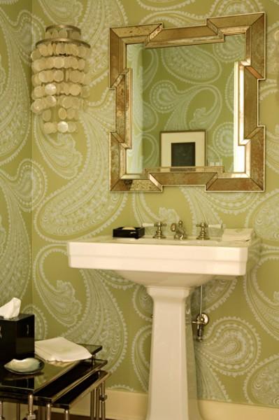 yeni moda banyo duvar kağıdı modelleri