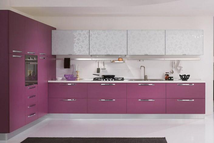 yeni moda mutfak modeli