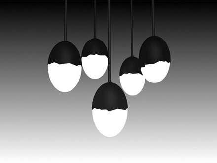 yumurtadan aydınlatma modeli