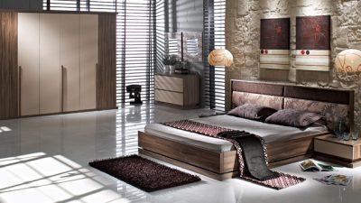 16 Yeni Moda Göz alıcı Yatak Odası Modeli