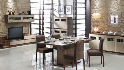 En Güzel 20 Modern Yemek Odası Modeli