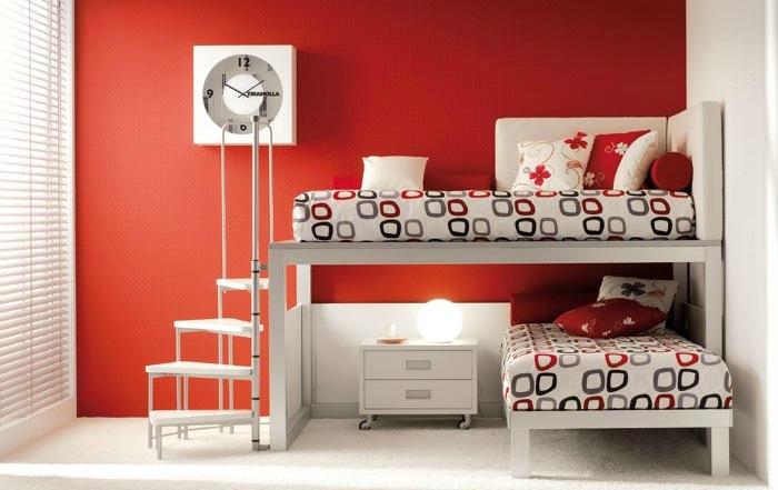 en güzel çocuk odası ranza modelleri  (6)