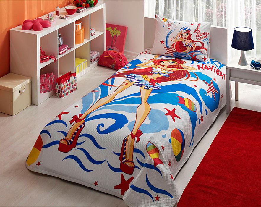 kız yatak örtüsü