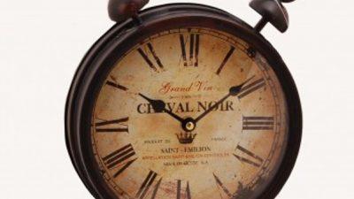 17 nostaljik Masa Üstü Çalar Saat Modeli