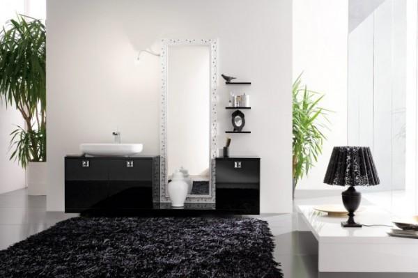 siyah-beyaz-banyo-dekorasyonu