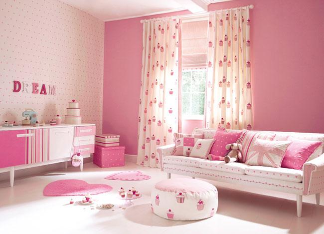 yeni moda çocuk odası duvar kağıdı