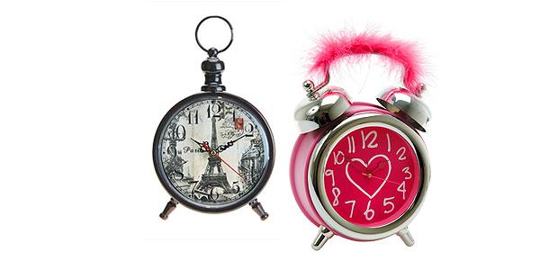 yeni moda masa saatleri
