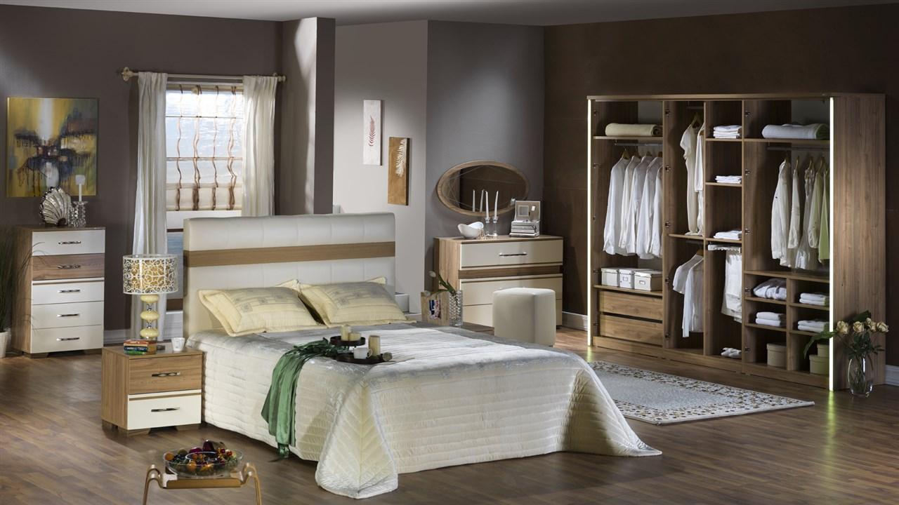 Bellona yatak odasi takimlari dekorstore for Mobilya yatak odasi