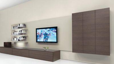 Tekzen Tv Duvar Ünitesi Modelleri