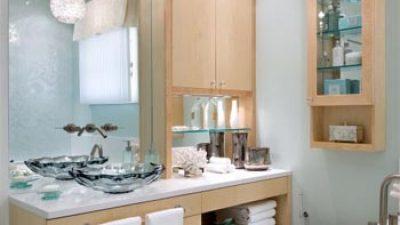 Küçük Banyolarda Dekorasyon Nasıl Olmalıdır