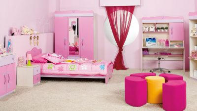 Kız Çocuk Odası İçin 2 Dekorasyon Fikri